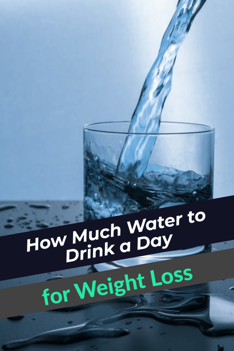 How Much Water to Drink Daily for Weight Loss
