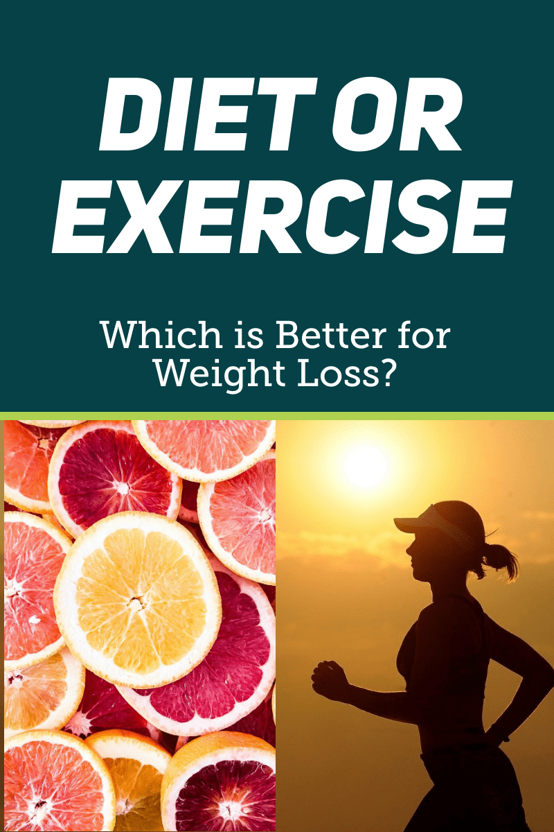 Diet vs Exercise: Which is Better for Weight Loss?