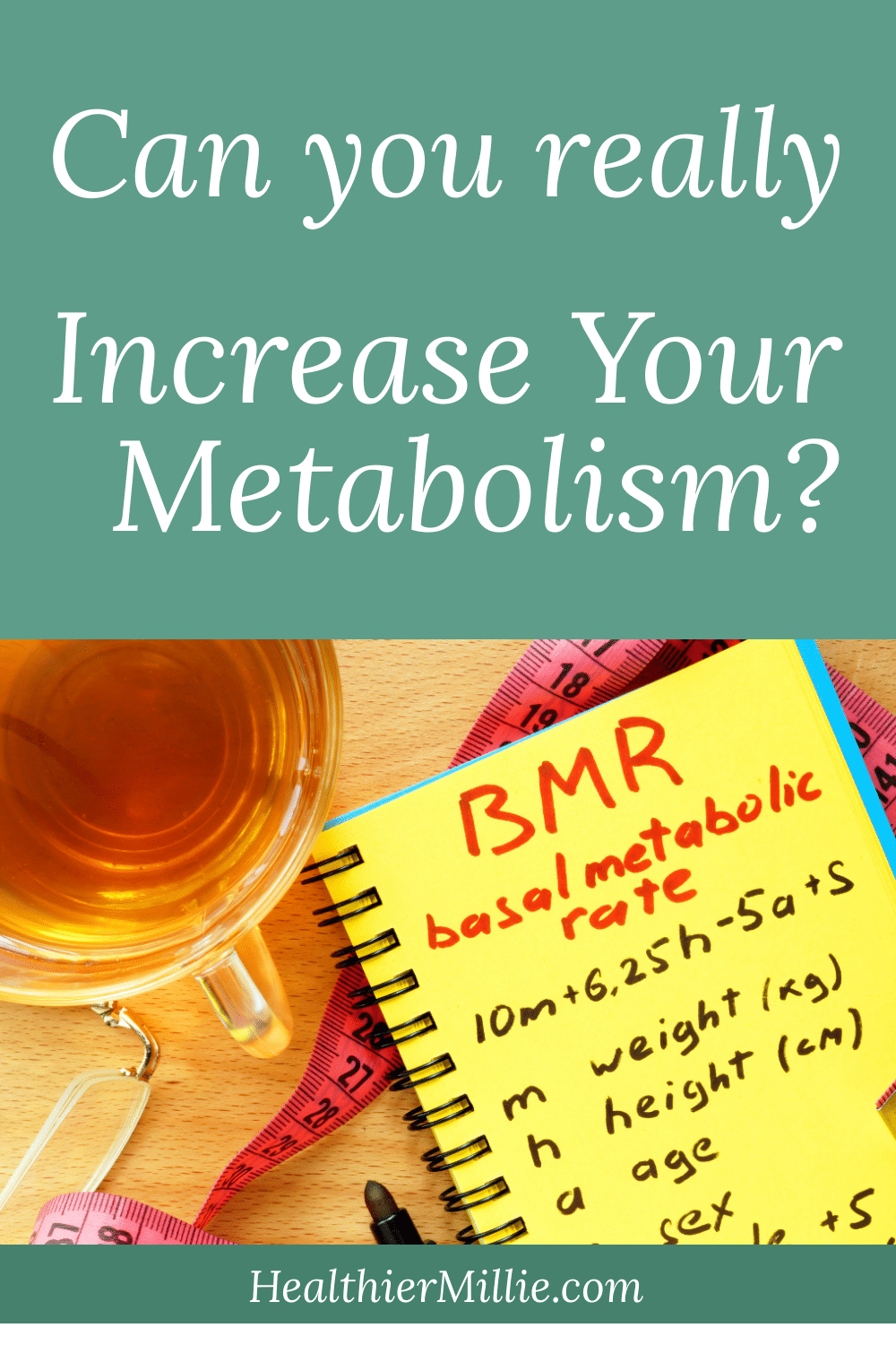 Can You Really Increase Your Metabolism?