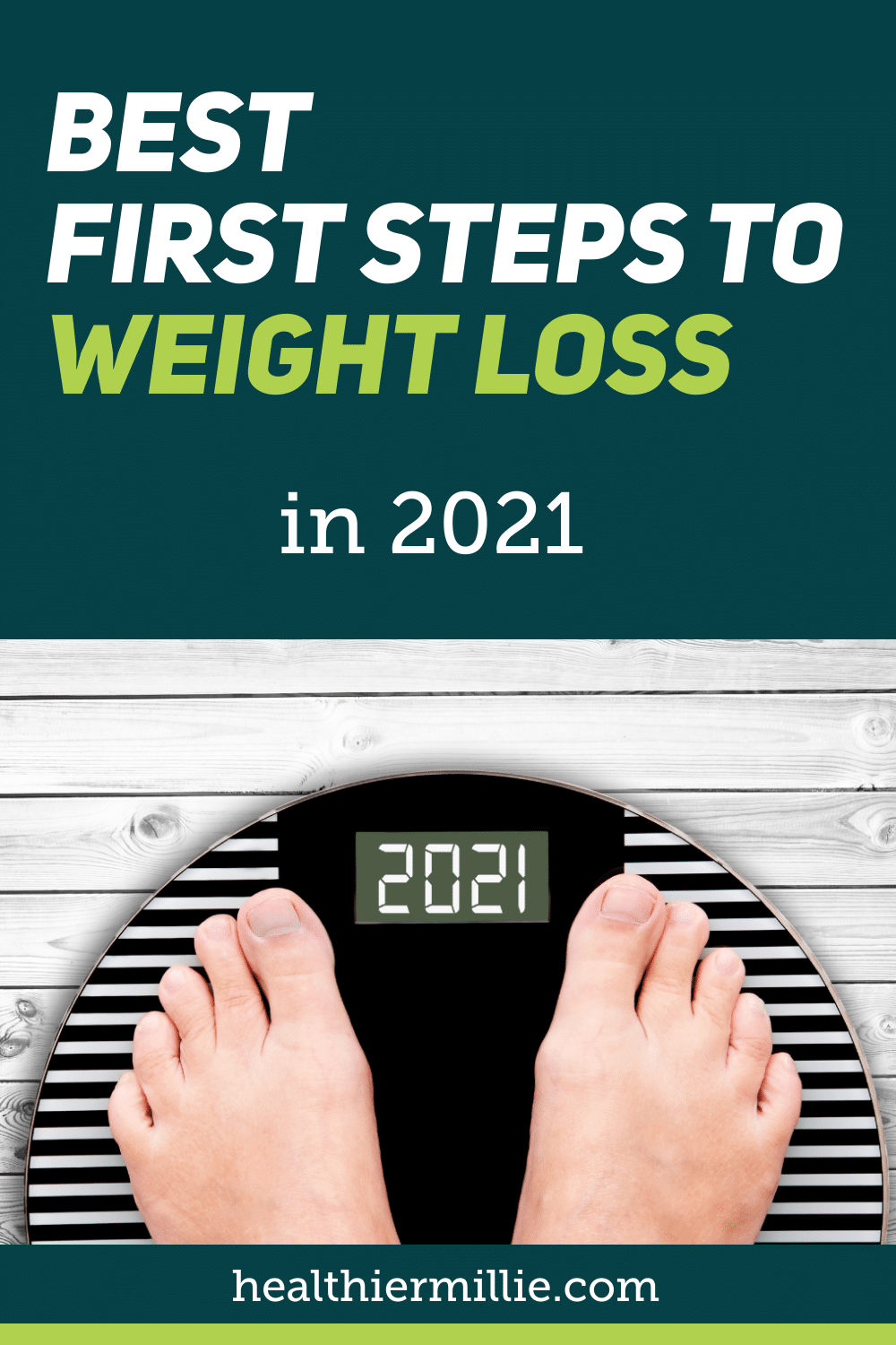 Best First Steps to Weight Loss in 2021